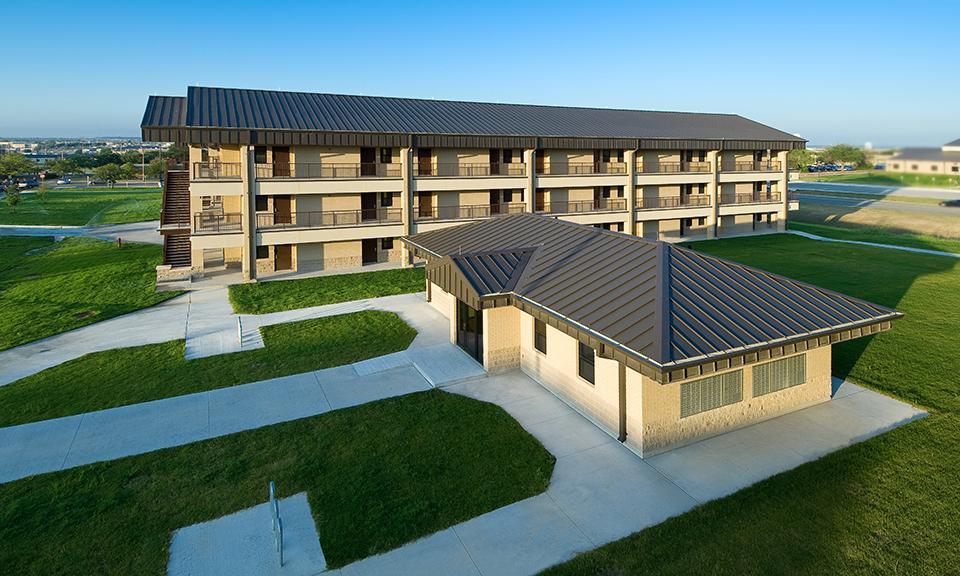 Fort Hood Whole Barracks Complex Www Huitt Zollars Com