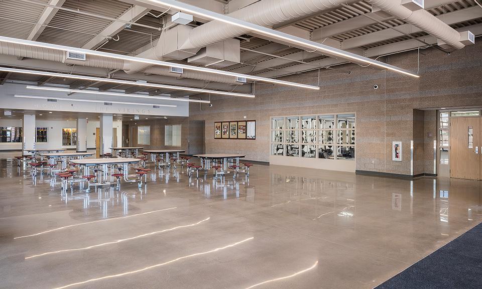 Valley High School Renovations Www Huitt Zollars Com