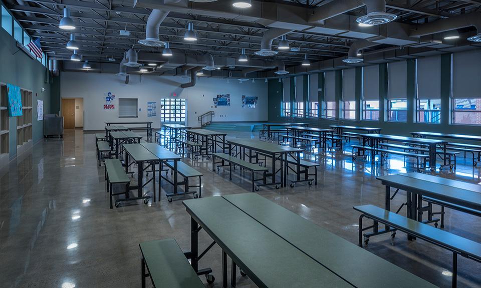 Wilson Middle School Renovation Addition Www Huitt